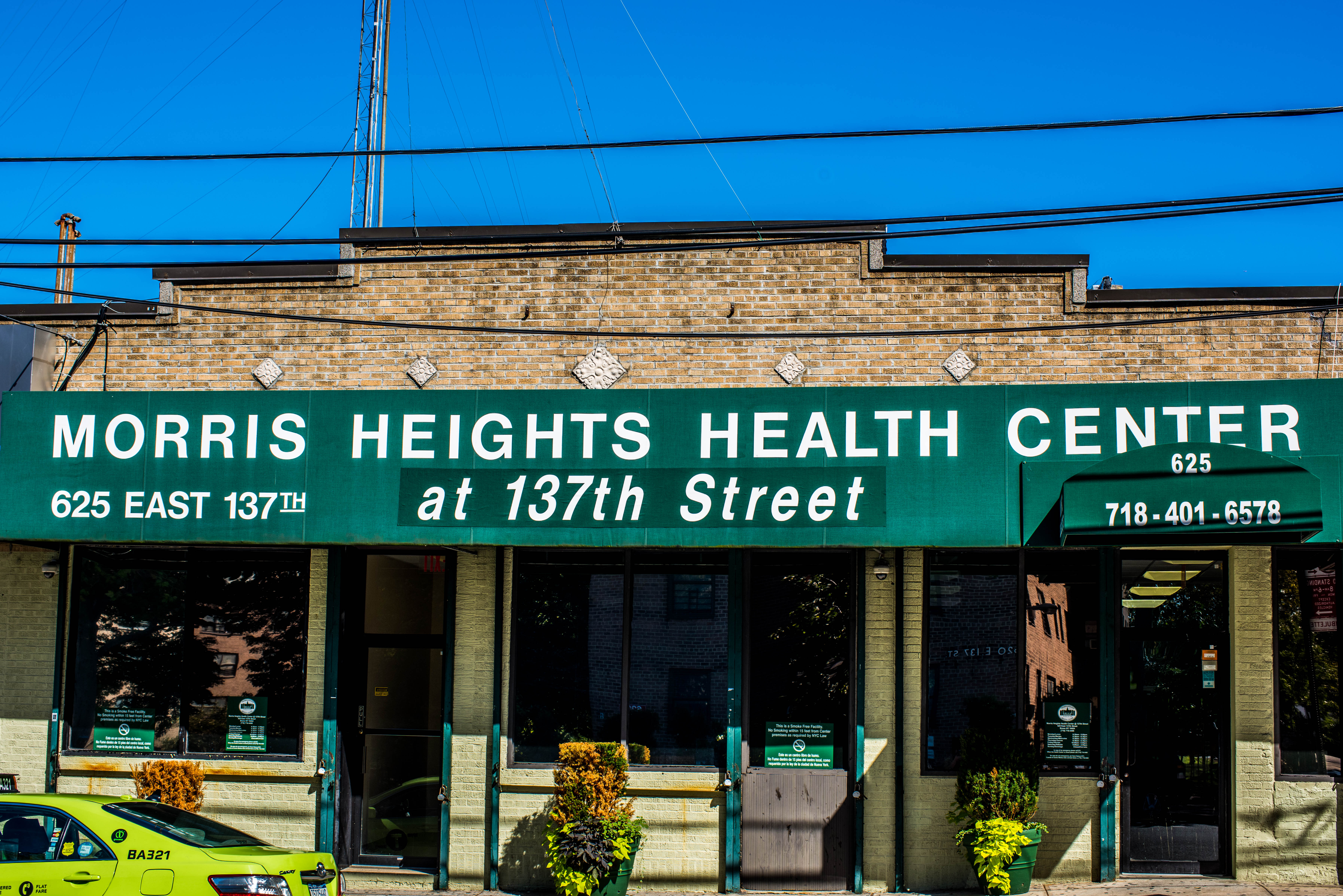 Mhhc At 137th Street Morris Heights Health Center